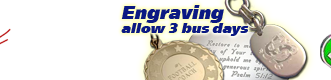 engraved charms, engraved pendants, engraving service